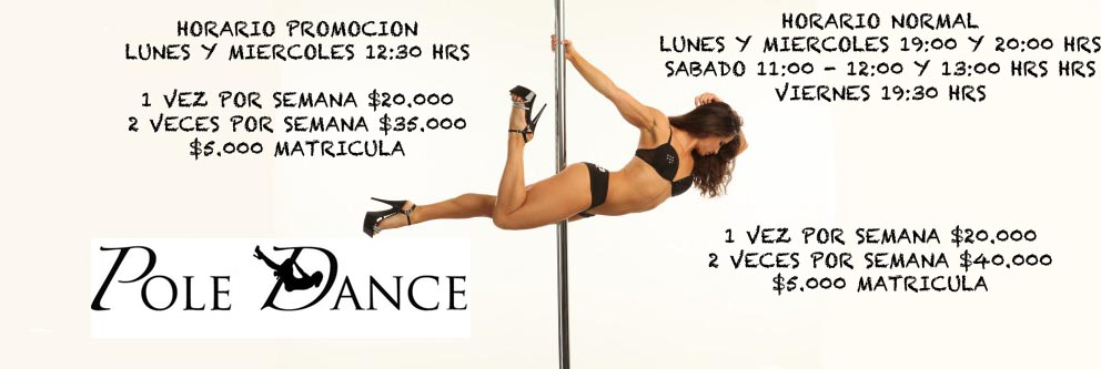 CLASES POLE DANCE
