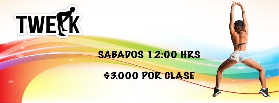 CLASES DE TWERK MAIPU